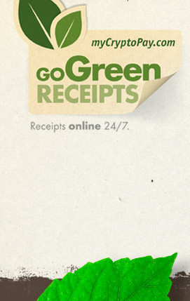 GoGreen Receipts